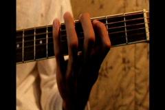 Guitar-GMinorPentatonicScale(xAudio) Stock Footage