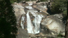 Mist Falls, Kings Canyon NP Stock Footage