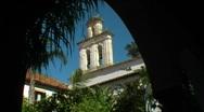 Monastery spain exterior Stock Footage