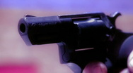 Stock Video Footage of Gun