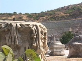 Stock Video Footage of The theater at Ephesus (modern day Turkey)