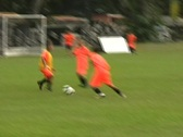 Stock Video Footage of Kids Playing Soccer