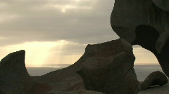 Stock Video Footage of remarkable rock timelapse