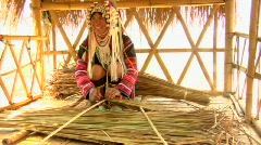 Akha Roofing Stock Footage