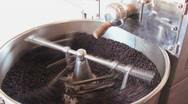 Stock Video Footage of Coffee Roaster
