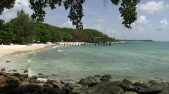 Koh Samet Island, Thailand Stock Footage