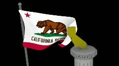 California Tribute Stock Footage