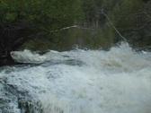 Whitewater Kayak Stock Footage
