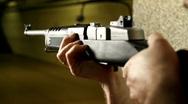 Firing Rifle Stock Footage