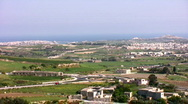 View of Malta 4 Stock Footage