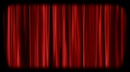 Stock Video Footage of curtains