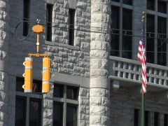 Syracuse City Hall Stock Footage