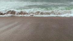 Ocean Dip Stock Footage