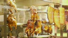 HD1080p Peking Roast  Duck  Stock Footage