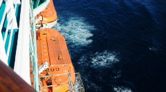 Lifeboats 1503 Stock Footage