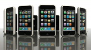 Stock Video Footage of Smartphone 4G Phone Advertisement presentation commerce