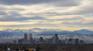 Stock Video Footage of Day to Night to Day Timelapse 3 - Denver Colorado