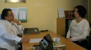 Stock Video Footage of Ayurvedic Institute