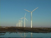 Stock Video Footage of Wind Energy