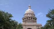 Stock Video Footage of Austin State Capitol Building