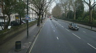 Stock Video Footage of HD1080p Very long sequence of driving on streets of  London at day