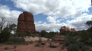 Stock Video Footage of Arches NP 1
