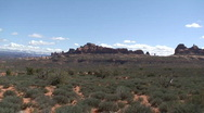 Arches NP 5 Stock Footage