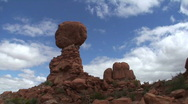 Balanced Rock 1 Stock Footage