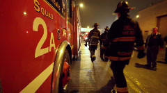 More Fire Truck - stock footage