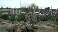 MONTEREY historic area Stock Footage