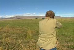 Pheasant hunting 12 Stock Footage