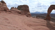 Delicate Arch 3 Stock Footage