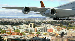 Airbus 380 Stock Footage