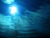 Underwater Sunlight HS 10 Loop Slow Motion x7 Stock Footage