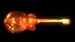 IP guitar2 Stock Footage
