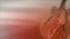 IP guitar6 Stock Footage