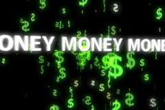 Money Money Money Stock Footage