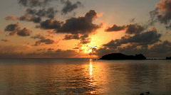 Sunset 03 Stock Footage