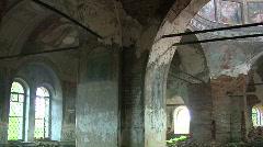 RUSSIAN church - stock footage