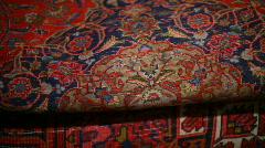 t150 rugs oreintal rug store - stock footage