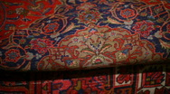 Stock Video Footage of t150 rugs oreintal rug store