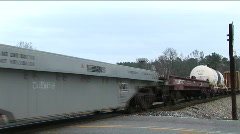 Freight Train 2 - stock footage