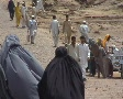 Afghan  and Pakistani Women in Burqa  Footage
