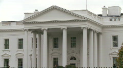 White House HD - stock footage