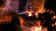 Stock Video Footage of fire    Full HD 1080p
