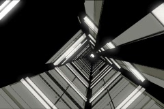 inside an elevator shaft I NTSC by in - stock footage