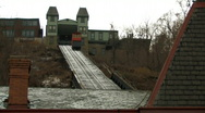 Duquesne Incline 1519 Stock Footage