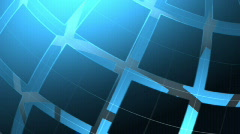 Floating Squares Stock Footage