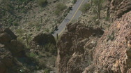 Stock Video Footage of Tucson Arizona Gates Pass