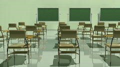 T171 classroom class education educational Stock Footage